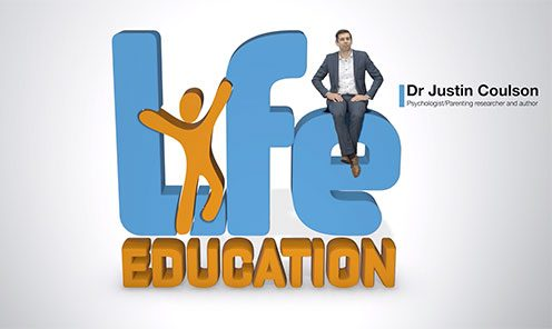 Life Education - Dr Justin Coulson