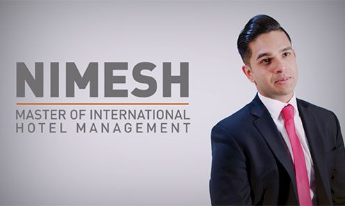 Interview with Student Nimesh