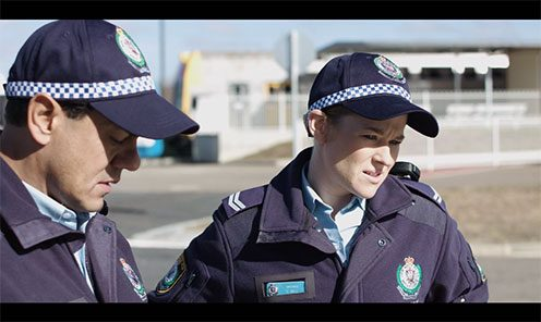NSW Police Training Scenarios
